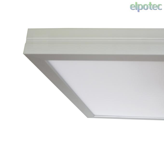 unterbaurahmen f r led panel 1200x300 elpotec. Black Bedroom Furniture Sets. Home Design Ideas